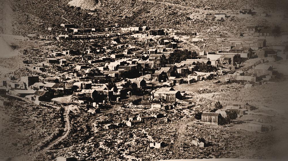 Delamar Mining Town