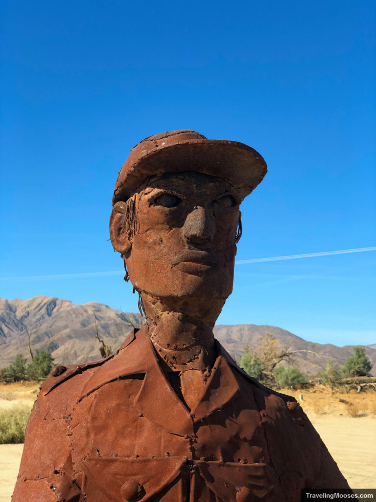 Ricardo Breceda sculpture