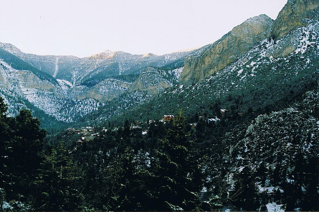 Mount Charleston in the Spring