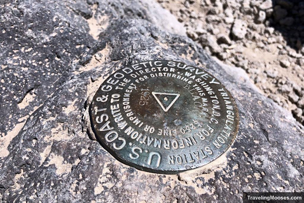 US Coast and Geodetic survey emblem