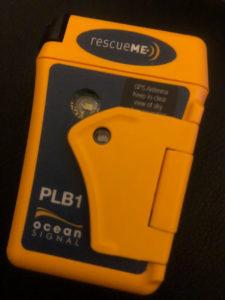Oceansignal Rescueme PLB1 personal locator beacon