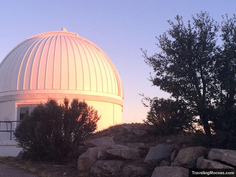 Kitt Peak Telescope