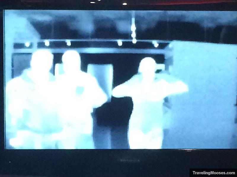 Thermal Imaging machine