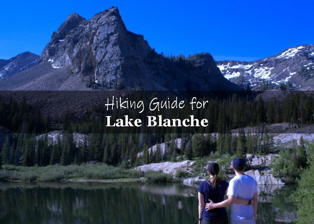 Sundial Peak and Lake Blanche