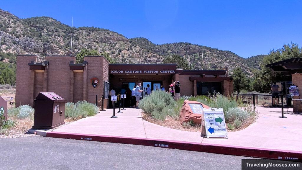 Kolob Canyon Visitor Center