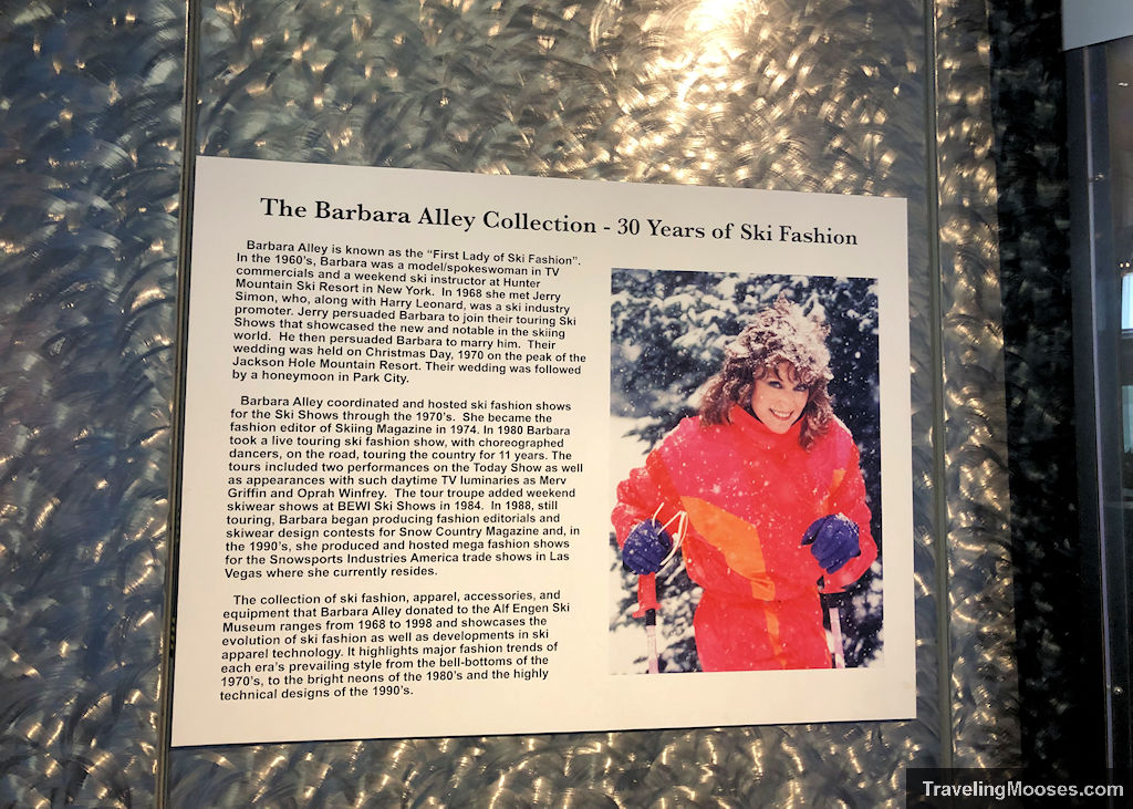 Barbara Alley Collection - 30 years of ski fashion