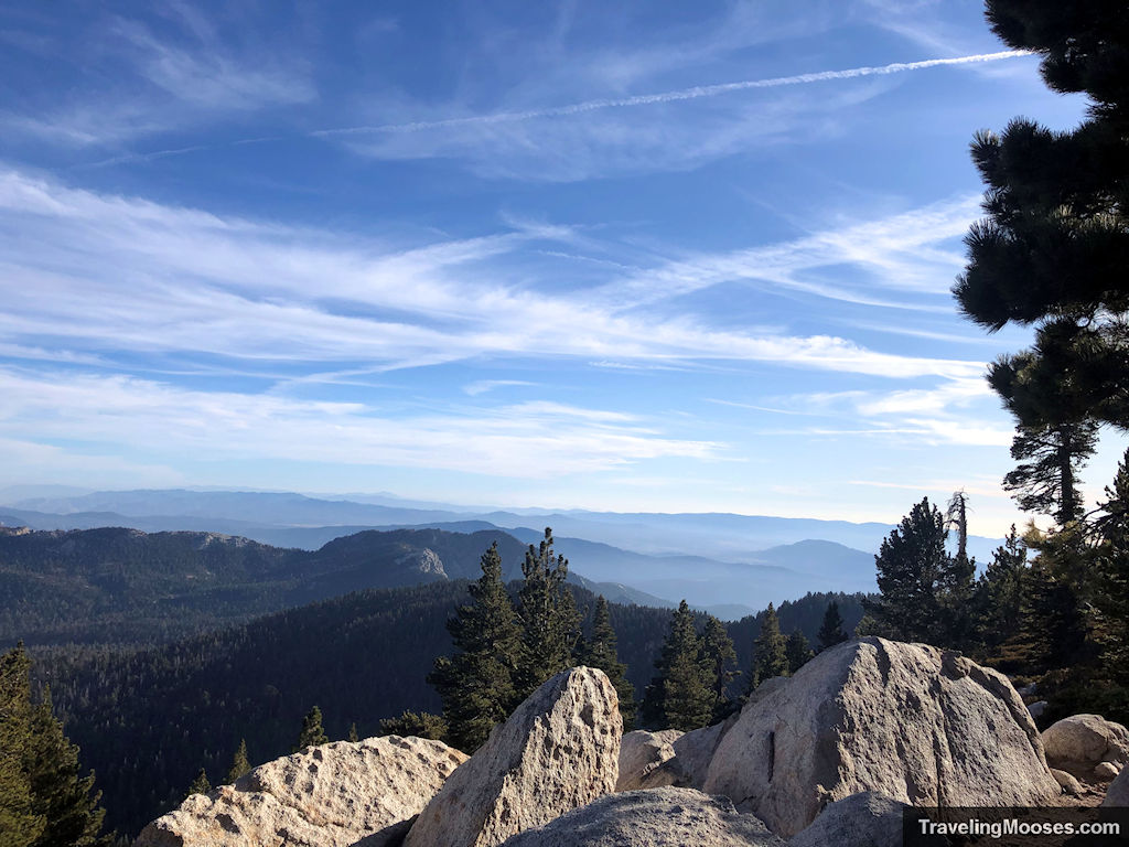 View from San Jacinto Summit