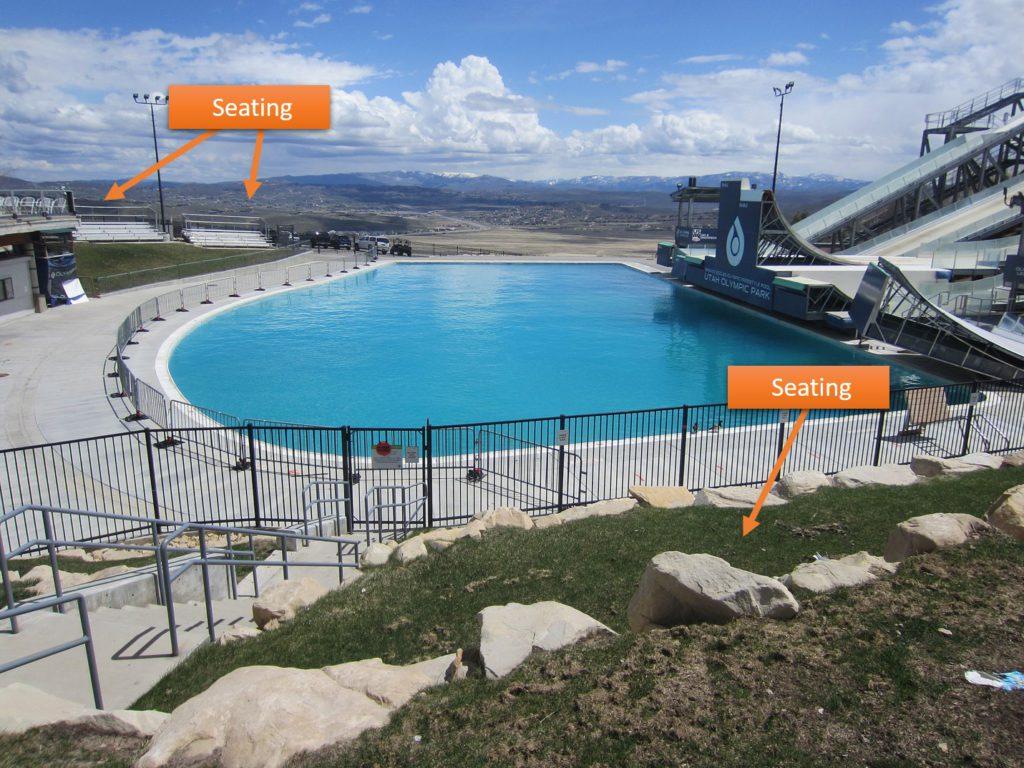 Eccles Freestyle Pool at Utah Olympic Park