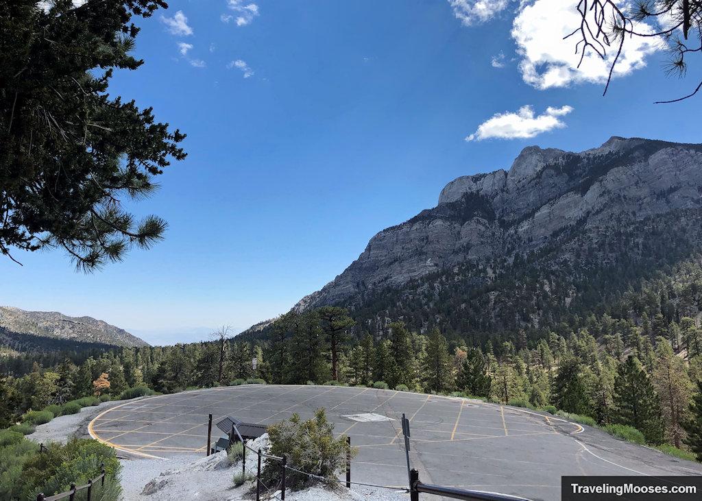 Upper Bristlecone Trail Start
