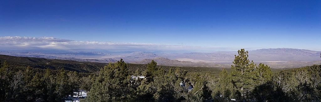 Desert Overlook view