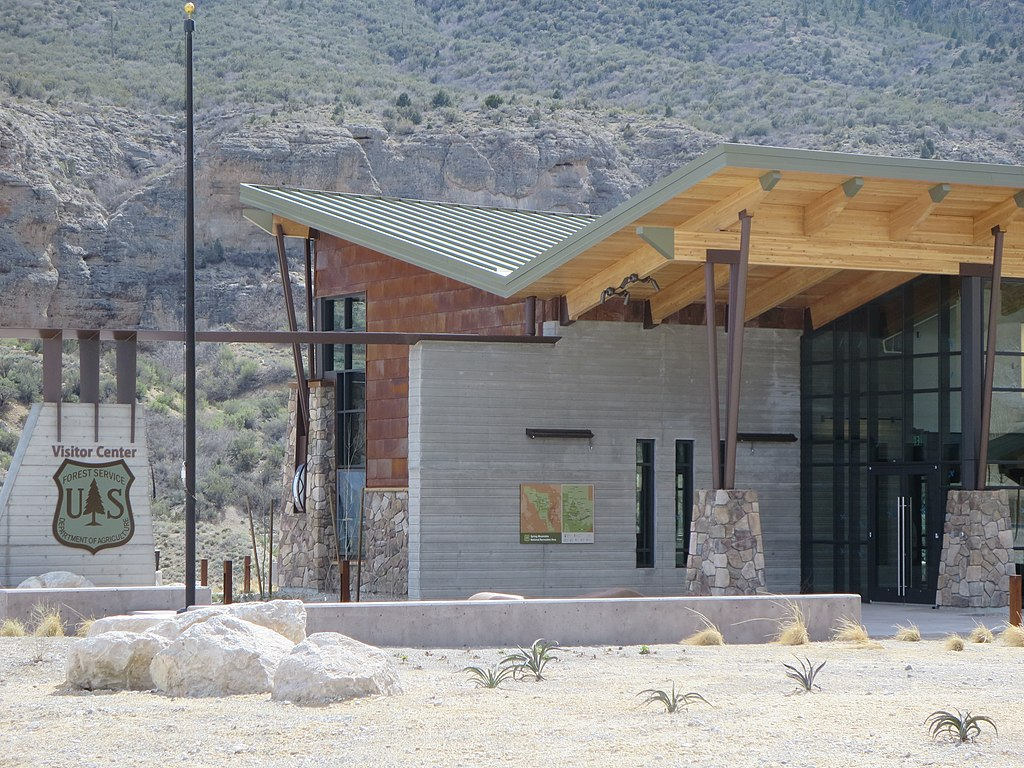 Spring Mountains Visitor Center
