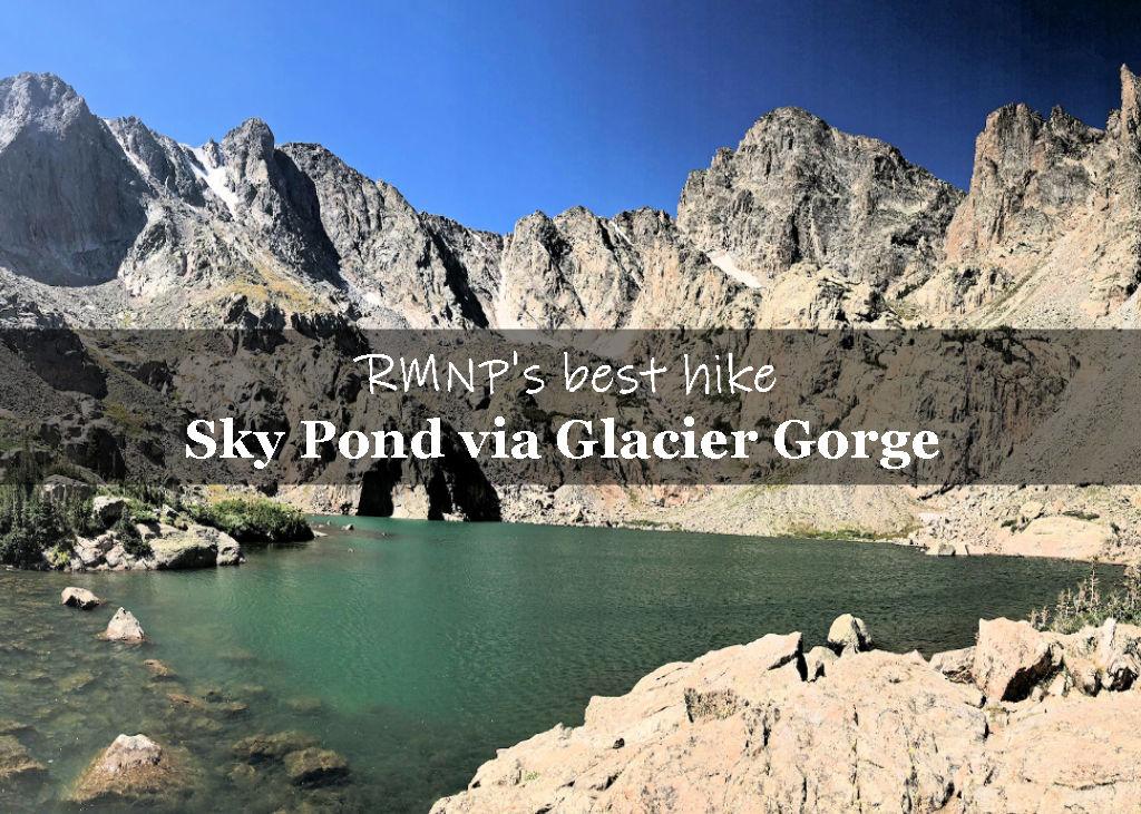 Sky Pond via Glacier Gorge